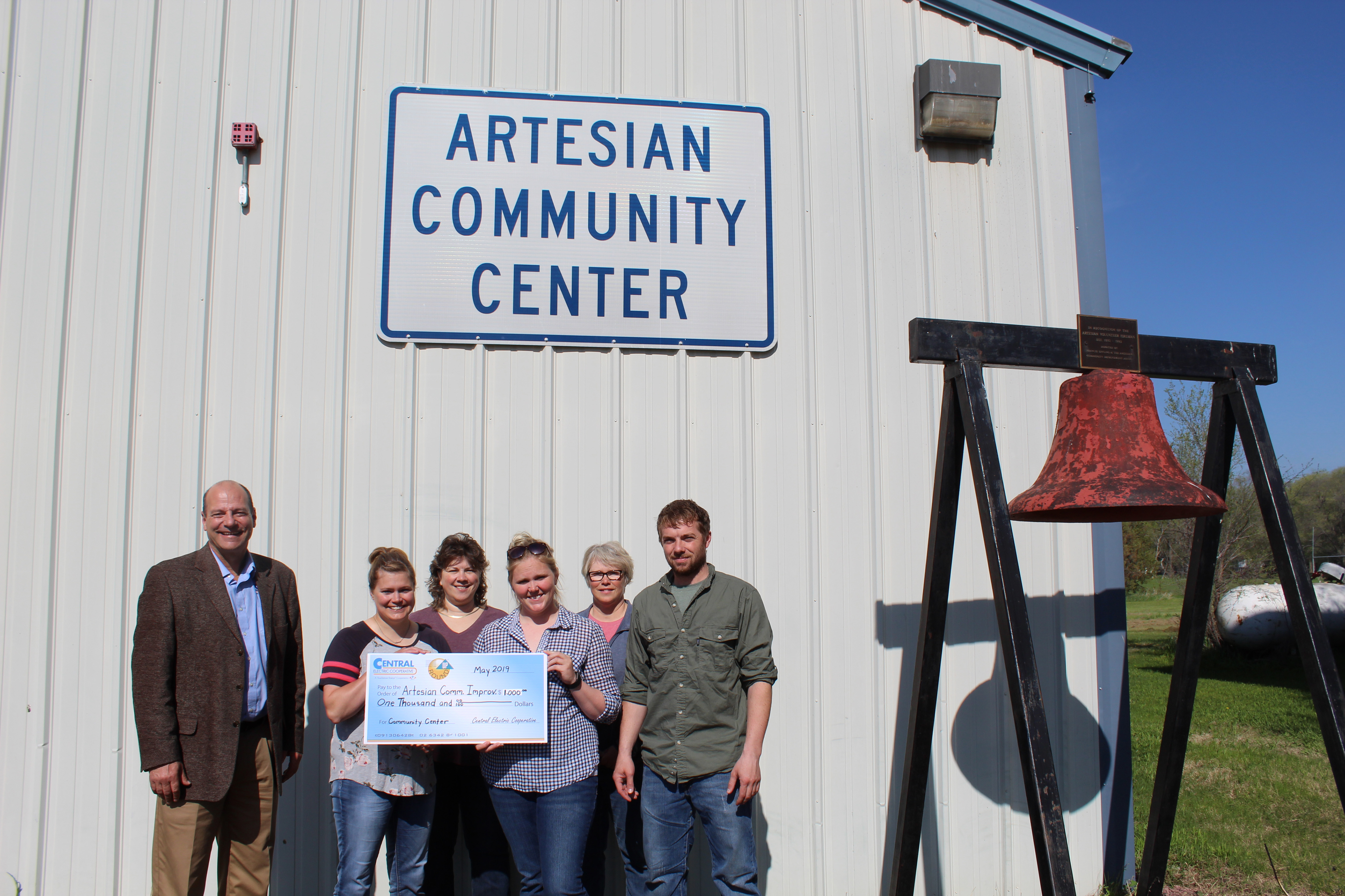 Artesian Community Center