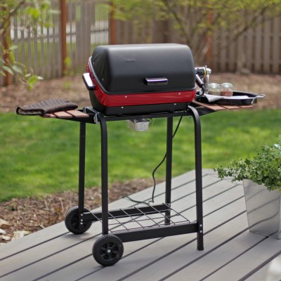 Cart grill