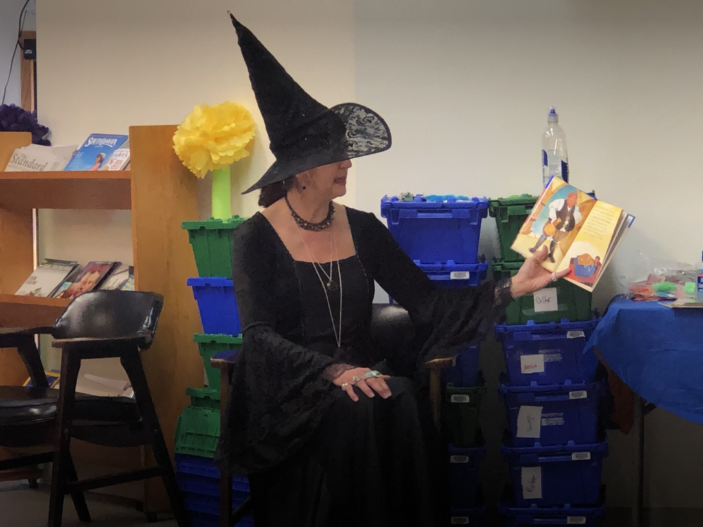 Summer Reading Program by the Good Witch of the North